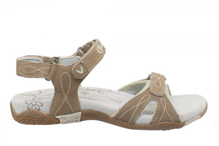Sandalo Scamosciato Femminile Fedra 3459 Kefas drCQWxBoe