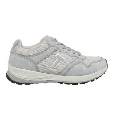 T-Shoes - Strolling Sport TS002 - sneaker in mesh- pelle scamosciata e nubuck