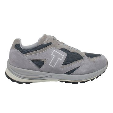 T-Shoes - Journey TS003 - Sneaker in mesh, pelle scamosciata e nubuck