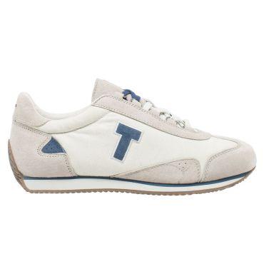 T-Shoes - Boston TS086 -Sneaker in canvas e nubuck