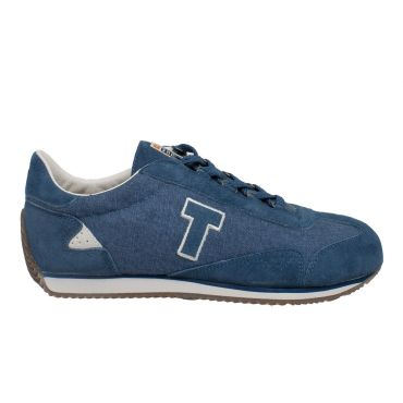 T-Shoes - Boston TS004 -Sneaker in canvas e nubuck