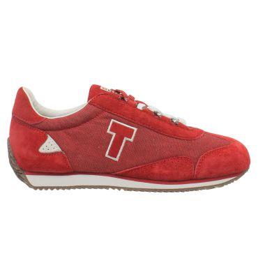T-Shoes - Boston TS011 -Sneaker in canvas e nubuck
