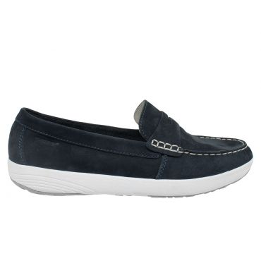 T-Shoes - Darwin TS007 - Mocassino in nubuck