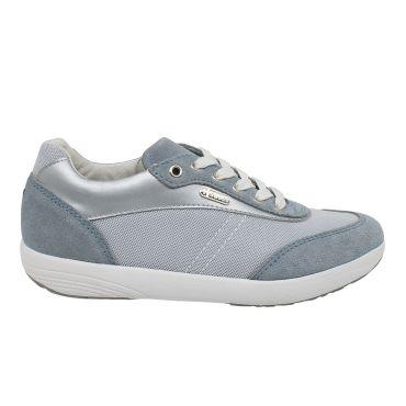 T-Shoes - Montecarlo TS014 - sneaker in pelle scamosciata e mesh