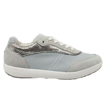 T-Shoes - Montecarlo NB TS015 - sneaker in Nubuck e mesh