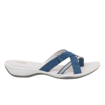 T-Shoes - Minorca TS020 Ciabatta in pelle scamosciata