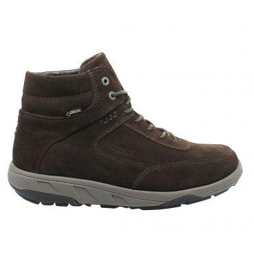 T-Shoes - Hamilton SD GTX  TS025  Scarponcino uomo invernale in scamosciato TG.UK 8 colore COFFEE