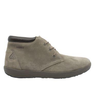 T-SHOES - Departure TS032 scarpa alla caviglia in pelle scamosciata