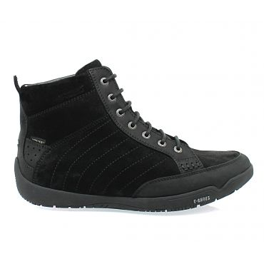 T-Shoes - Overpass GTX  TS033  Scarponcino uomo invernale in scamosciato TG.UK 8 colore BLACK