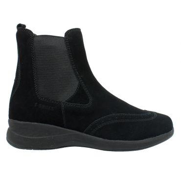 T-Shoes - Minerva TS043 - Stivaletto invernale scamosciato