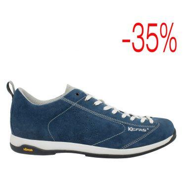 Kefas 3172 Globelite - Suede sneakers