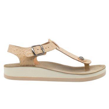T-SHOES - Gili TS110  Maximum comfort leather sandal